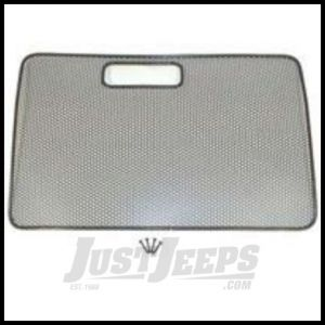 Rugged Ridge Bug Screen Stainless Steel For 1997-06 TJ Wrangler, Rubicon and Unlimited 11106.03