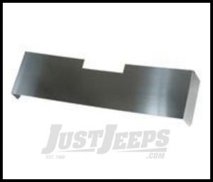 Rugged Ridge Front Frame Cover Polished 304 stainless For 1976-86 CJ7 and CJ5 11120.01