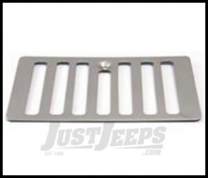 Rugged Ridge Hood Vent Satin stainless steel For 1998-06 TJ Wrangler, Rubicon and Unlimited 11185.69