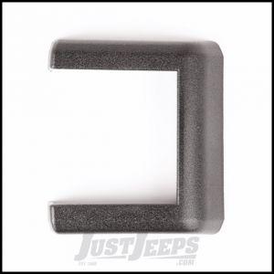 Omix-ADA Lower Body Tailgate Hinge Cover For 2007-18 Jeep Wrangler JK 2 Door & Unlimited 4 Door Models 11218.09