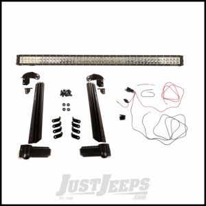 "Rugged Ridge Elite Fast Track 50"" Light Bar Kit For 2007-18 Jeep Wrangler JK 2 Door & Unlimited 4 Door Models 11232.53"