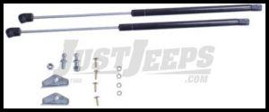Rugged Ridge Hood Lift Kit For 2007-18 Jeep Wrangler JK 2 Door & Unlimited 4 Door Models 11252.51