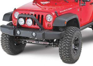 Off Camber Fabrications Frame Mount Light Bar For 2007-18 Jeep Wrangler JK 2 Door & Unlimited 4 Door Models 130716
