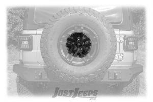 Rugged Ridge 3rd Brake Light LED Ring For 2018+ Jeep Wrangler JL 2 Door & Unlimited 4 Door Models 11585.06