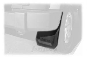 Rugged Ridge Rear Splash Guard Kit For 2007-18 Jeep Wrangler JK 2 Door & Unlimited 4 Door Models 11642.12