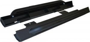 Off Camber Fabrications Rock Rails For 2007-18 Jeep Wrangler JK 2 Door Models