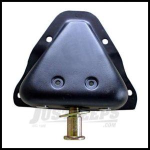 Omix-ADA Door Latch Bracket Kit (Passenger) For Full Door For 1981-95 Jeep Wrangler & CJ 11810.02