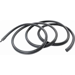 Fairchild Industries Driver or Passenger Side Front or Rear Door Seal for 84-96 Jeep Cherokee XJ D3023