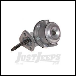 Omix-ADA Fuel Pump For 1941-71 Jeep M & CJ Series With 134 With Metal Cap Without Vacuum Wipers 17709.02