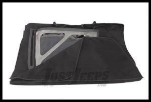 Rugged Ridge Window Storage Roll Bag For 2007-18 Jeep Wrangler JK Unlimited 4 Door Models 12107.05
