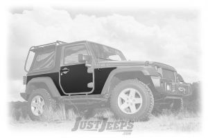 Rugged Ridge Magnetic Body Protection Panels For 2007-18 Jeep Wrangler JK 2 Door Models 12300.52
