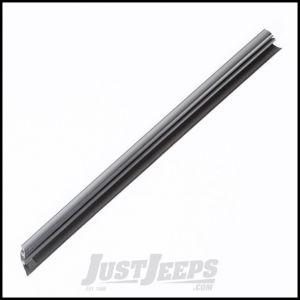 Omix-ADA Inner Glass Seal For The Driver Side Rear Door For 2007-18 Jeep Wrangler JK Unlimited 4 Door Models 12303.38