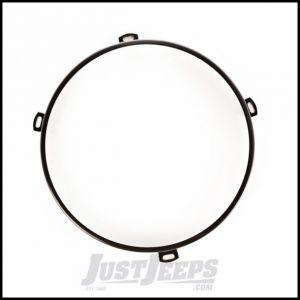 Omix-ADA Headlight Retaining Ring For 2007-18 Jeep Wrangler JK 2 Door & Unlimited 4 Door Models 12420.04