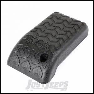 Rugged Ridge Black Polyurethane Foam Armrest Cover For 2002-06 Jeep Wrangler TJ & TJ Unlimited Models 13104.60