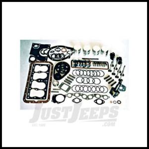 Omix-ADA Engine Overhaul Kit For 1941-47 CJ Series With 4 cylinder 134 L-head engine with timing chain 17405.01