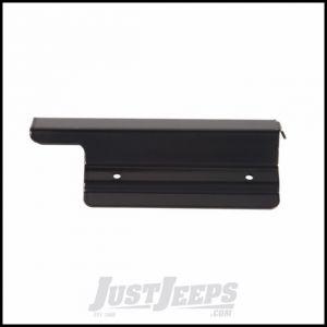 Omix-ADA Driver Side Soft Top Tail Gate Bar Bracket For 1997-06 Jeep Wrangler TJ & TJ Unlimited Models 13510.31