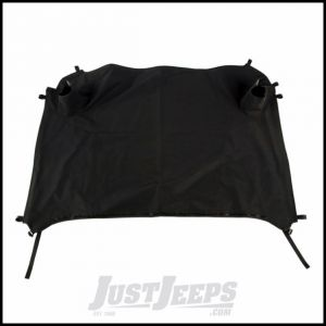 Rugged Ridge Tonneau Cover For 2007-18 Jeep Wrangler JK 2 Door Models 13550.03