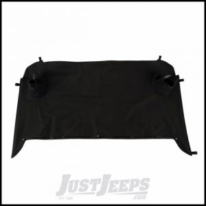 Rugged Ridge Tonneau Cover For 2007-18 Jeep Wrangler Unlimited 4 Door Models 13550.04
