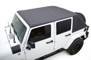 Rugged Ridge Voyager Soft Top For 2007-18 Jeep Wrangler JK Unlimited 4 Door Models 13861.35