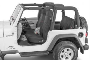 Diver Down Neoprene Seat Covers for 03-06 Jeep Wrangler TJ 14167TJ03-