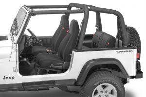 Diver Down Neoprene Seat Covers for 87-90 Jeep Wrangler YJ 14167YJ90-