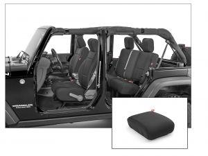 Diver Down Neoprene Seat Covers for 2007 Wrangler JKU 4 Door 14167JKU07-