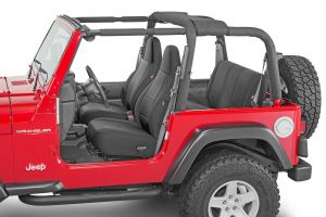 Diver Down Neoprene Seat Covers for 97-02 Jeep Wrangler TJ 14167TJ97-