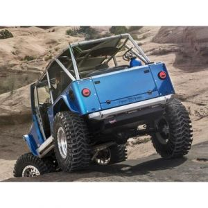 Poison Spyder Fully Welded Cage Kit for 2004-2006 Jeep Wrangler TJ Unlimited 15-19-010-W