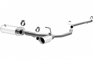 Magnaflow (Stainless Steel) Performance Cat Back Exhaust System For 2014-15 Jeep Patriot MK Models 15309
