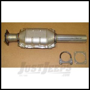 Omix-ADA Catalytic Converter For 1993-95 Jeep Wrangler YJ With 2.5L & 4.0L 17601.03