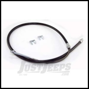 Omix-ADA Emergency Brake Cable Front Pedal To Equalizer For 1976-83 Jeep CJ5 16730.10
