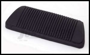 Omix-ADA Brake Pedal Cover Pad for Auto Transmission For 1987-93 Jeep Cherokee and Wrangler YJ 16753.02