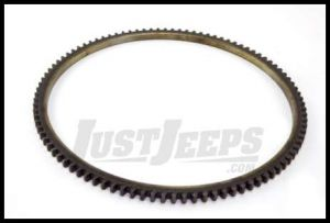 Omix-ADA Flywheel Ring Gear Standard Transmission for 1941-45 Jeep Willys MB And 1945-49 CJ2A With 4 CYL 16911.01
