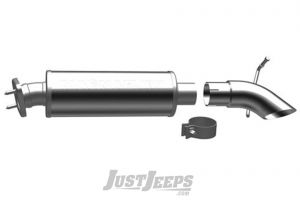 Magnaflow Performance Stainless Steel Cat Back Exhaust System For 2000-06 Jeep Wrangler TJ With 2.4L, 2.5L or 4.0L 17122