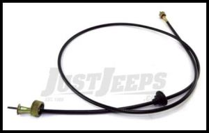 Omix-ADA Speedometer Cable For 1963-76 Jeep CJ Series 67 inch With 4 Speed 17208.02
