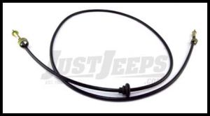 Omix-ADA Speedometer Cable For 1976-80 Jeep CJ Series With Auto Transmission 17208.04