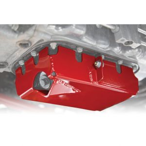 Rancho RockGEAR Oil Pan Protection for 12-18 Jeep Wrangler JK with 3.6L RS6236