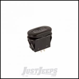 Rugged Ridge 3 Position Rocker Switch For Switch Pods 17235.11