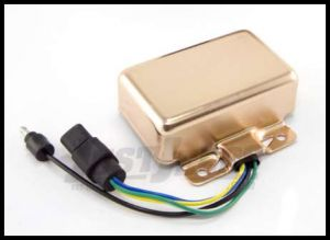 Omix-ADA Ignition Module For 1975-77 Jeep CJ Series & Full Size With Prestolite Ignition 17252.01