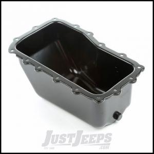 Omix-ADA Oil Pan For 2007-11 Jeep Wrangler JK 2 Door & Unlimited 4 Door Models With 3.8L Engines 17437.03