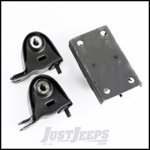Omix-ADA Engine & Transmission Mount Kit For 1997-06 Jeep Wrangler TJ Models With 4.0Ltr Engines & AX15 17474.06