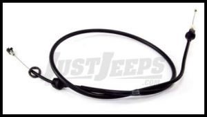Omix-ADA Accelerator Cable For 1991-95 Jeep Cherokee XJ With 2.5L or 4.0L 17716.15
