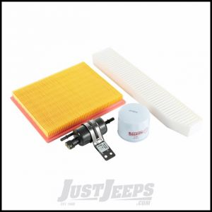 Omix-ADA Filter Kit For 1999-01 Jeep Grand Cherokee WJ With 4.0Ltr & 4.7L Engines 17718.20