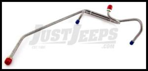 Omix-ADA Fuel Line For 1976-83 Jeep CJ5 With 6 Cyl (Pump to Carb) 17732.22