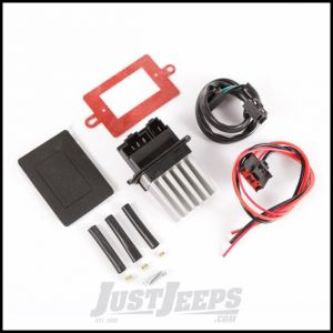 Omix-ADA Early Style Blower Motor Resistor Module For 1999-04 Jeep Grand Cherokee WJ 17909.07