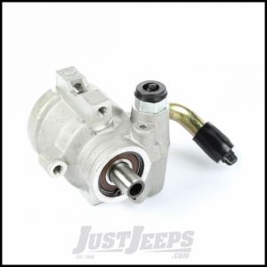 Omix-ADA Power Steering Pump For 1991-95 Jeep Cherokee XJ & 1991-02 Wrangler YJ With 2.5Ltr Engine & 1991-95 Wrangler With 4.0Ltr Engine 18008.04