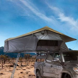 Overland Vehicle Systems - Nomadic 3 Extended Roof Top Tent w/ Annex 18031936