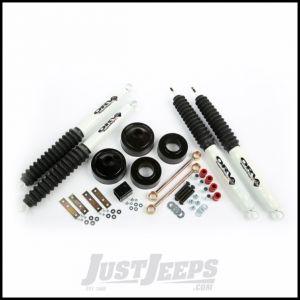 """Rugged Ridge 1.75"""" Budget Lift Kit With Shocks For 2007-18 Jeep Wrangler JK 2 Door & Unlimited 4 Door Models 18360.22"""