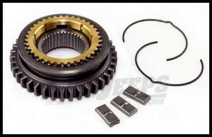 Omix-ADA T176 & T177 First & Second Gear Synchronizer Assembly For 1980-86 Jeep CJ Series & Full Size (Includes Blocking Rings) 18884.14