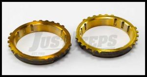 Omix-ADA T4 & T5 First & Second Gear Synchronizer Ring Set For 1982-86 Jeep CJ Series 18885.37